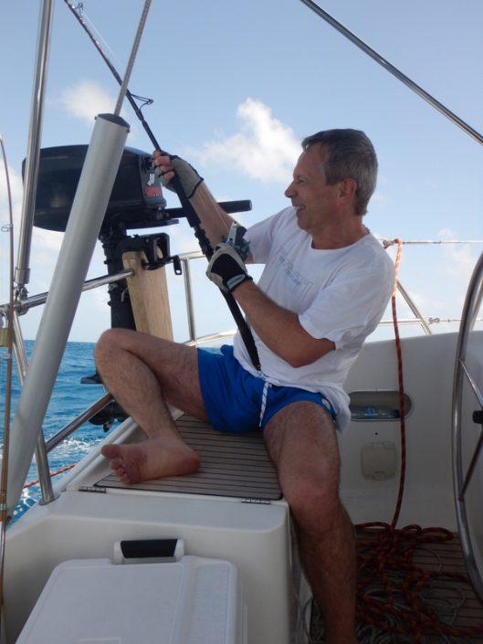 Fishing St Maarten